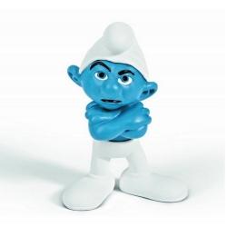 The Smurfs Schleich® Figure - The Grouchy Smurf (20733)