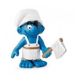 Figura Schleich® Los Pitufos - El Pitufo Pirata Cocinero (20764)