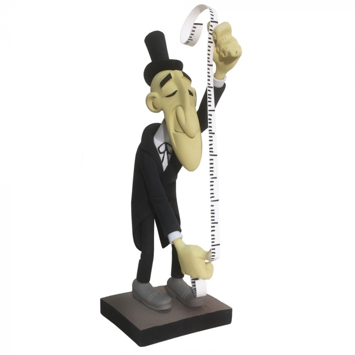 Figurine de collection Fariboles Lucky Luke, Le croque-mort LCM (2018)