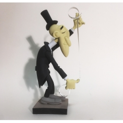 Figura de colección Fariboles Lucky Luke, el enterrador midiendo LCM (2018)