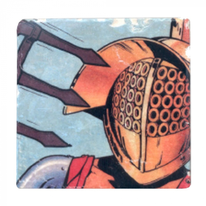 Placa de mármol de colección Alix Las Legiones perdidas Nº41 (10x10cm)