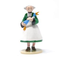 Figura de colección Pixi Bécassine con un ganso en sus brazos 5906 (2007)