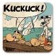 Asterix and Obelix Logoshirt® Coaster 10x10cm (Kuckuck!)