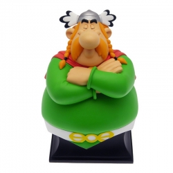 Figurine de collection: Le chef du village Abraracourcix Attakus Olympe (AS103)