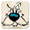 Posavaso Logoshirt® Astérix y Obélix 10x10cm (Ideafix)