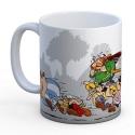 Taza mug en porcelana SD Toys Astérix (El Ataque)