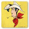 Posavaso Logoshirt® Lucky Luke 10x10cm (Portrait)