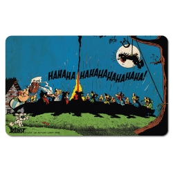 Breakfast Cutting Board Logoshirt® Astérix and Obélix 23x14cm (Final Banquet)