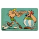 Breakfast Cutting Board Logoshirt® Astérix and Obélix 23x14cm (Boxing)