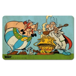Breakfast Cutting Board Logoshirt® Astérix and Obélix 23x14cm (Magic Potion 2)