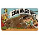 Breakfast Cutting Board Logoshirt® Astérix and Obélix 23x14cm (Zum Angriff!)