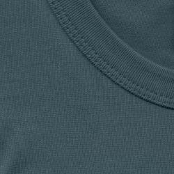 Camiseta 100% algodón Logoshirt® Lucky Luke Portrait (Azul)