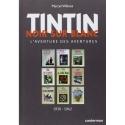 Casterman: Marcel Wilmet, Tintin Noir Sur Blanc French edition 152312 (2011)