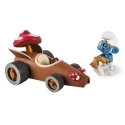 Collectible car Figures et Vous The Smurf and mushroom vehicle SM02 (2018)
