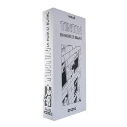 Cofre 9 álbumes de Las aventuras de Tintín en Negro y Blanco, Casterman (2012)