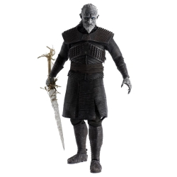 Figura de colección Three Zero Game of Thrones: White Walker (1/6)