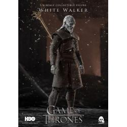 Figurine de collection Three Zero Game of Thrones: White Walker (1/6)