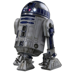Figura de colección Hot Toys Star Wars R2-D2 Sixth Scale 1/6 (902800)