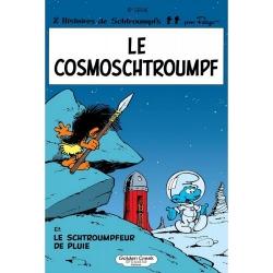 Album de luxe Golden Creek Studio Les Schtroumpfs: Le Cosmoschtroumpf (2018)