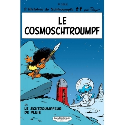 Deluxe album Golden Creek Studio The Smurfs: Le Cosmoschtroumpf (2018)