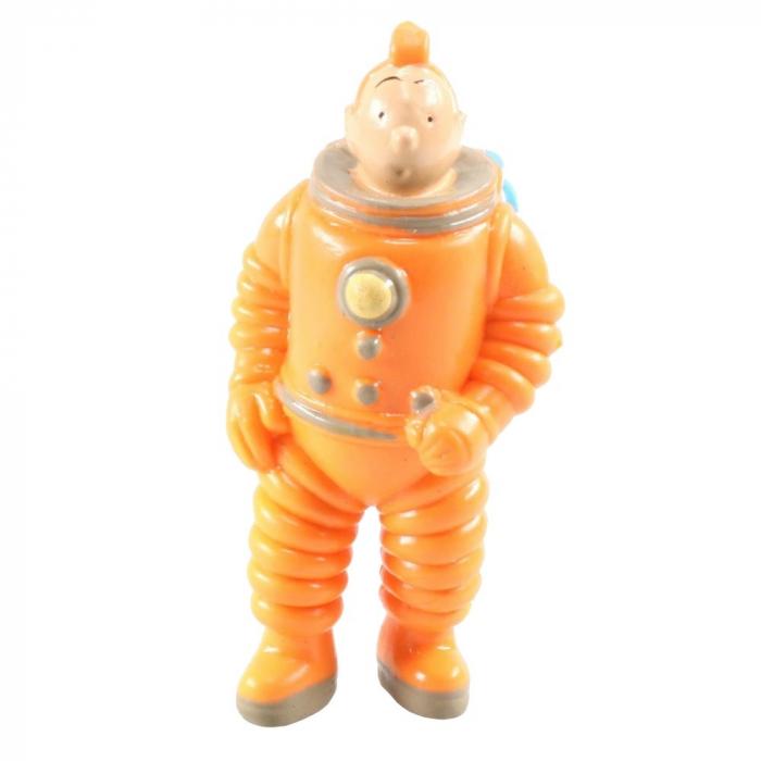 Figura de colección Tintín cosmonauta 7cm LU (1994)