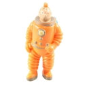 Collectible figurine Tintin astronaut 7cm LU (1994)