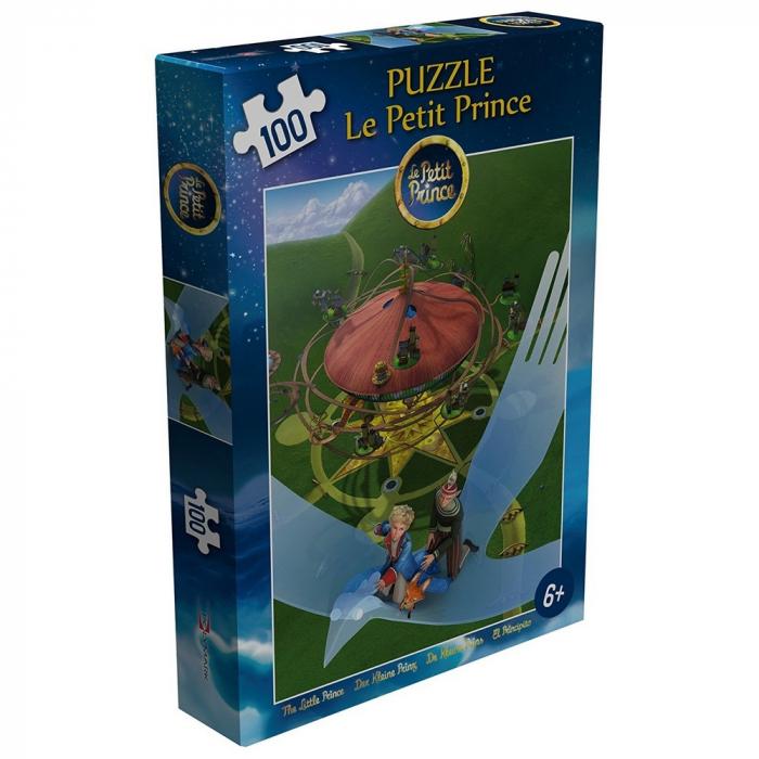 Puzzle Polymark El Principito 100 piezas 35x50cm (LPP5203)