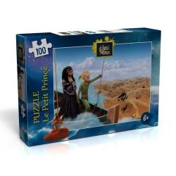 Puzzle Polymark Le Petit Prince 100 pièces 50x35cm (LPP5203B)