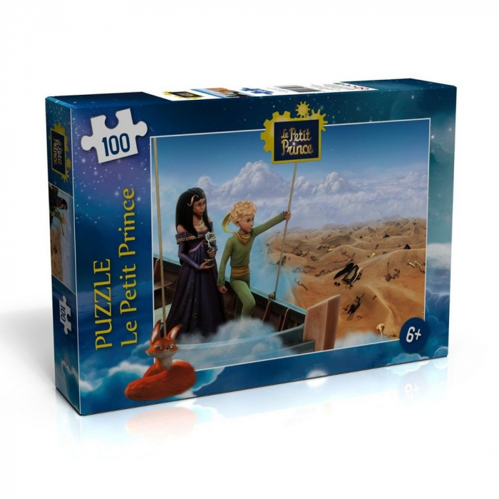 Puzzle Polymark The Little Prince 100 pieces 50x35cm (LPP5203B)