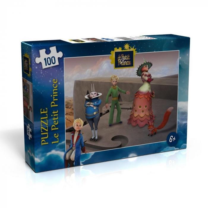 Puzzle Polymark The Little Prince 100 pieces 50x35cm (LPP5203E)