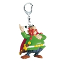 Keychain figure Plastoy Astérix Chief Vitalstatistix 60409 (2015)