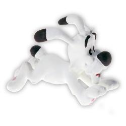 Figura de colección Astérix Plastoy: Ideafix corriendo 4cm (2018)