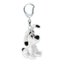 Porte-clés figurine Plastoy Astérix Idéfix assis 60591 (2018)