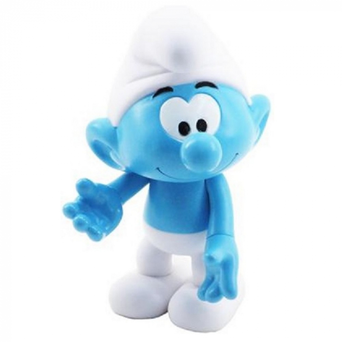 Collectible Figure Puppy The Smurfs: The articulated Smurf (2017)