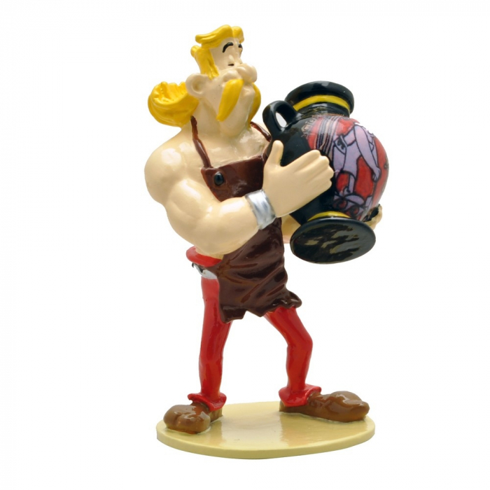 Collectible Figure Pixi Astérix Fulliautomatix and the vase 2347 (2018)