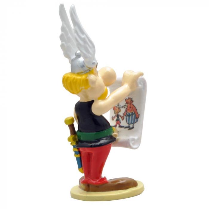 Figura de colección Pixi Astérix y el pergamino 2341 (2018)