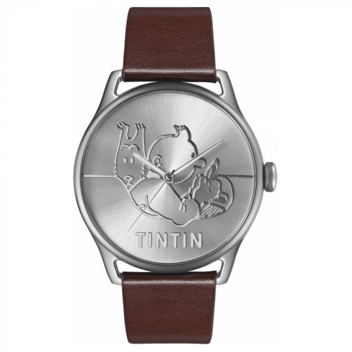 Reloj de pulsera Moulinsart Ice-Watch Tintín Classic Soviets L 82433 (2018)
