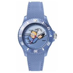 Reloj de pulsera silicona Moulinsart Ice-Watch Tintín Sport Soviets (2018)