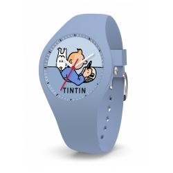 Montre silicone Moulinsart Ice-Watch Tintin et Milou Sport Skin Soviets (2018)
