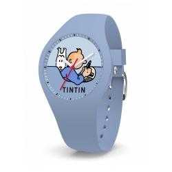 Reloj pulsera silicona Moulinsart Ice-Watch Tintín Sport Skin Soviets (2018)