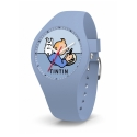 Silicone Watch Moulinsart Ice-Watch Tintin Snowy Sport Skin Soviets (2018)