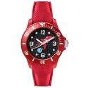 Reloj de silicona roja Moulinsart Ice-Watch Tintín Sport Luna S 82436 (2018)