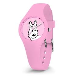 Montre silicone Moulinsart Ice-Watch Tintin Sport Skin Milou XS 82442 (2018)
