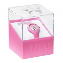 Silicone Watch Moulinsart Ice-Watch Tintin Sport Skin Snowy XS 82442 (2018)