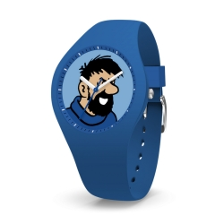 Montre silicone Moulinsart Ice-Watch Tintin Sport Skin Haddock M 82446 (2018)