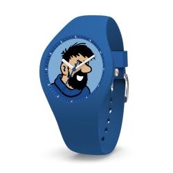 Reloj de silicona Moulinsart Ice-Watch Tintín Sport Skin Haddock M 82446 (2018)