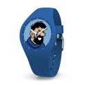 Silicone Watch Moulinsart Ice-Watch Tintin Sport Skin Haddock M 82446 (2018)