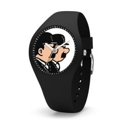 Montre silicone Moulinsart Ice-Watch Tintin Dupond et Dupont M 82448 (2018)