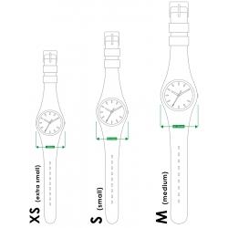 Reloj de silicona Moulinsart Ice-Watch Tintín Sport Skin Tornasol M 82447 (2018)