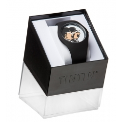 Silicone Watch Moulinsart Ice-Watch Tintin Thomson and Thompson M 82448 (2018)